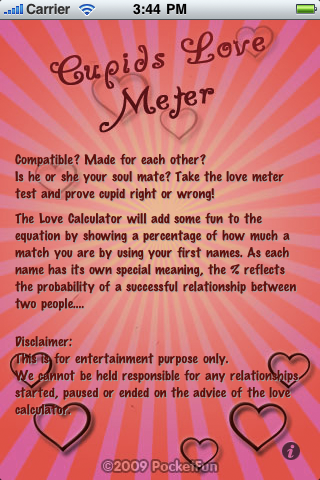 Matchmaking compatibility