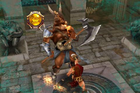 Hero of Sparta™ Lite screenshot #2