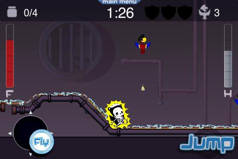 Bigby: L.A.P.D. – AddictingGames Screenshot