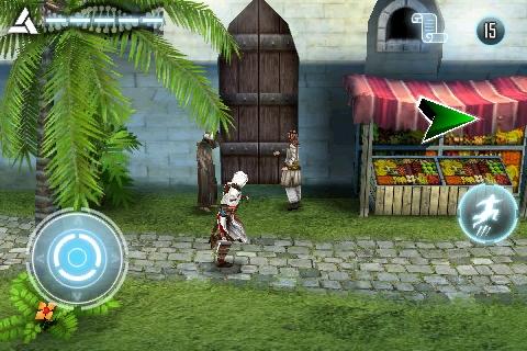 Assassin's Creed Altaïr's Chronicles Free! screenshot 1