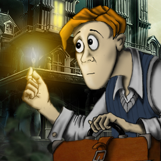 Mortimer Beckett and the Secrets of Spooky Manor for iPad