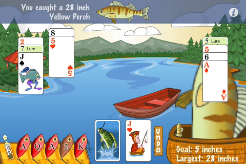 Solitaire: Deck of Cods screenshot #4
