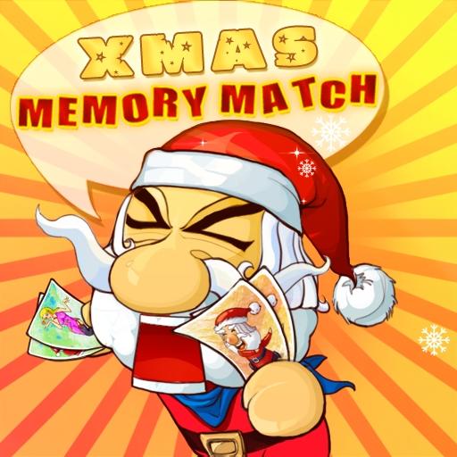 Xmas Memory Match