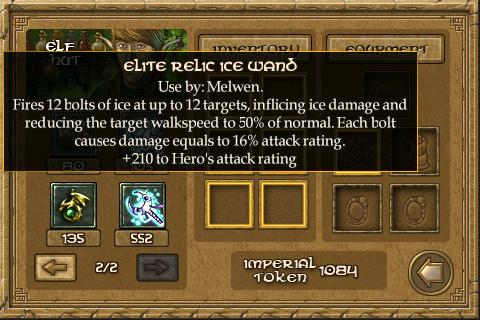 Defender Chronicles Free screenshot 3