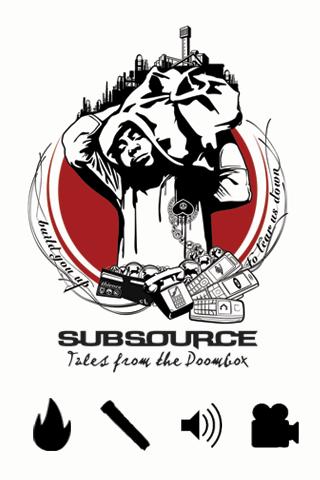 Subsource Rave Tool screenshot #1