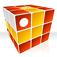 3D logic Icon