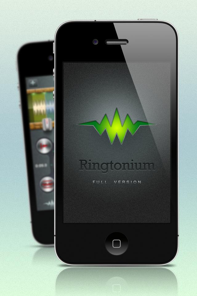 Ringtonium – Professional Ringtone Designer Screenshot