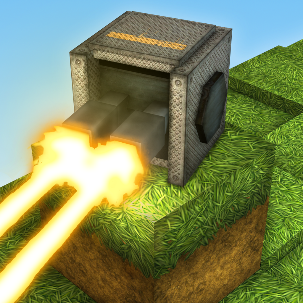Minecraft Meets Tower Defense Game Block Fortress Adds