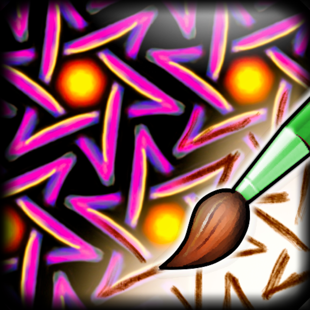 iOrnament - draw creative geometry art