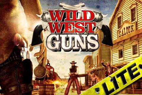 Wild West Guns Lite screenshot 2