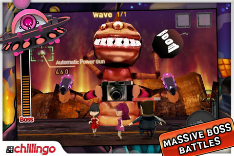 Bugs Wars Lite screenshot #4