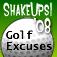 Golf Excuses Icon