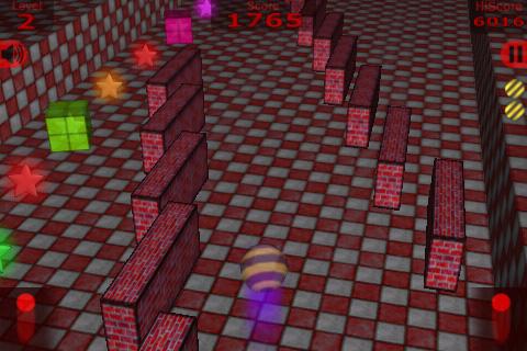 BiiBall 3D Lite Screenshot