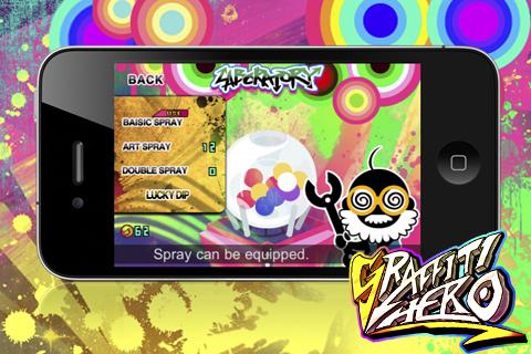 GRAFFITI HERO FREE screenshot 4