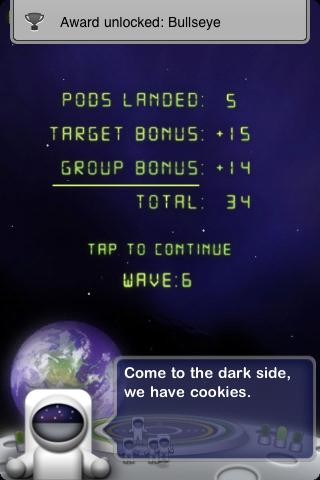 Moon Drop screenshot 3