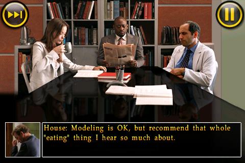 HOUSE M.D. – The Game Screenshot