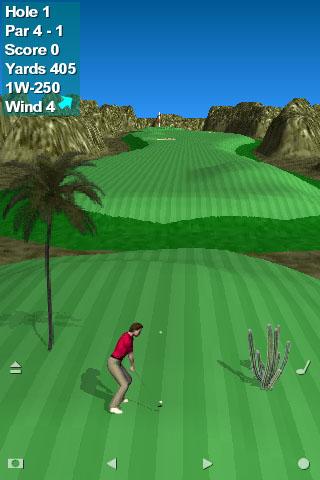 Par 72 Golf Lite screenshot #3