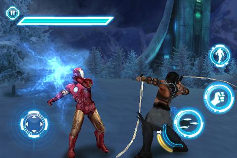 Iron Man 2 LITE screenshot 2