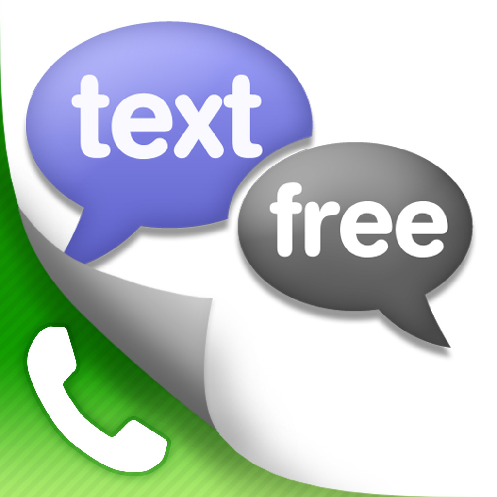 Textfree with Voice - Free Text and Pic Messaging (SMS & MMS) plus Calling
