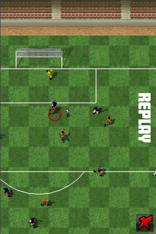 World Soccer Champs 2010 Lite screenshot #1