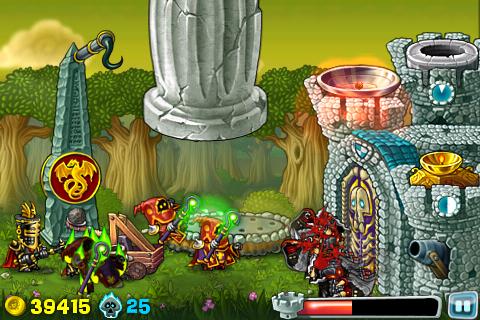 Knights Onrush Free screenshot #1