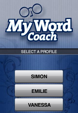 My Word Coach screenshot 4