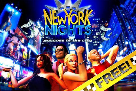 New York Nights: success in the city FREE screenshot #5