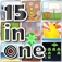 Arcade 15in1 Slingshot Icon