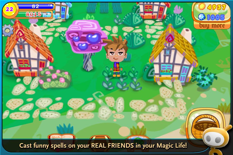 Magic Life screenshot #4