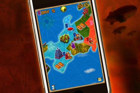 Samurai Puzzle Battle GOTY Edition screenshot #2