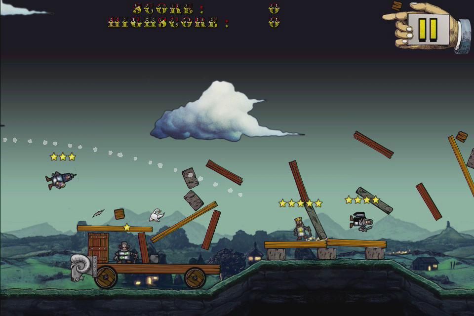 Monty Python's Cow Tossing screenshot 5