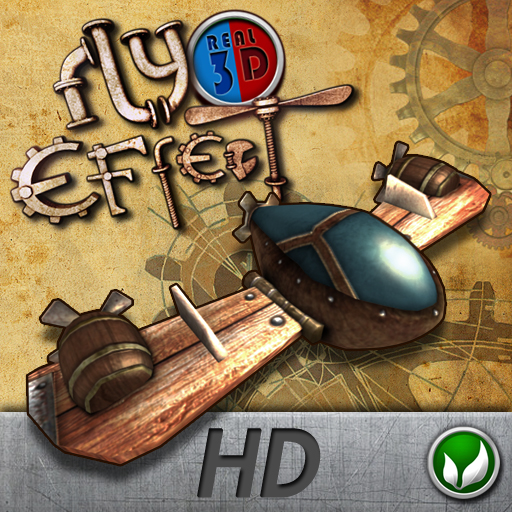 Fly Effect Real 3D HD