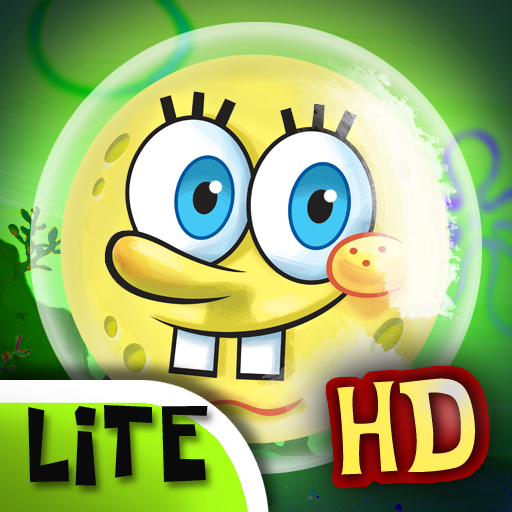 SpongeBob Marbles & Slides HD Lite