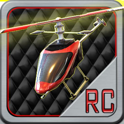 RC Heli - Indoor Racing