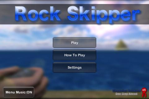 Rock Skipper 3D Screenshot
