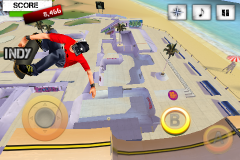 Skater Nation FREE screenshot #3