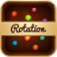 Rotation is a game that challenges you to rotate blocks into coloured 4x4 squares