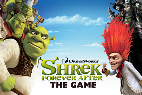 Shrek Forever After™ : The Game FREE screenshot 1