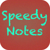 Speedy Notes
