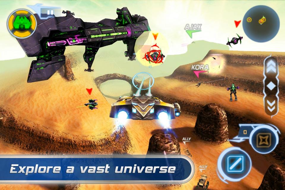 Star Battalion FREE screenshot 5