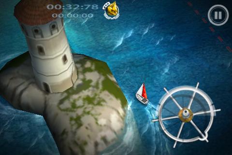 Sailboat Championship PRO screenshot 1