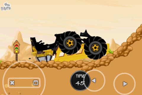 Giant Dump Truck FREE Screenshot