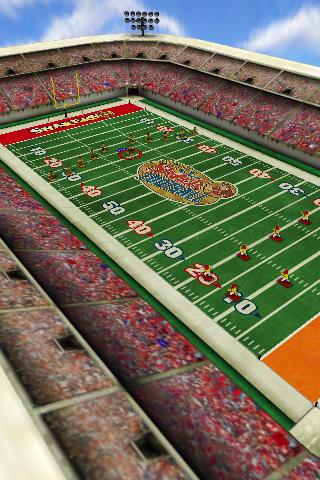 Super Shock Football Lite screenshot #3