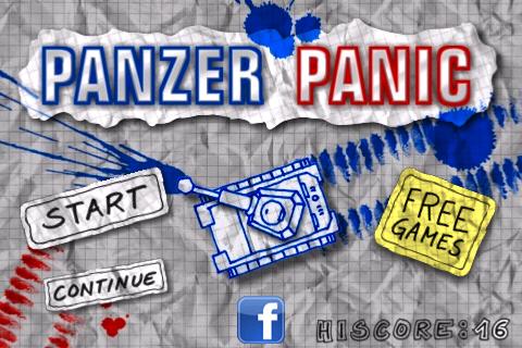 PANZER PANIC FREE screenshot 1