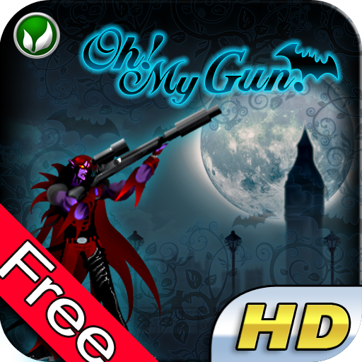 Oh! My Gun! HD - Kill, hit zombie to go level up! It's FREE!