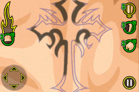Tattoo Mania - Deluxe screenshot 5
