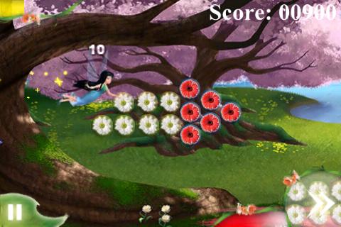 Disney Fairies Fly Lite screenshot #4