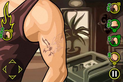 Tattoo Mania - Deluxe screenshot 4