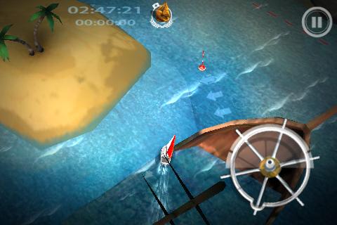 Sailboat Championship PRO screenshot 4
