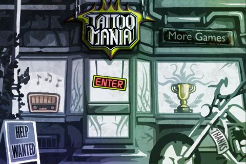 Tattoo Mania - Deluxe screenshot 2